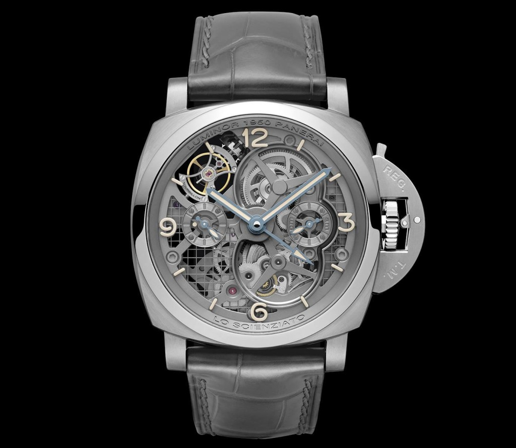 PANERAI LO SCIENZIATO LUMINOR 1950 - Watch Insanity 01