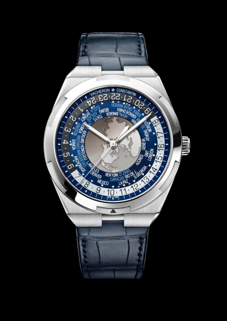 VACHERON CONSTANTIN - OVERSEAS WORLD TIME - Watch Insanity 02