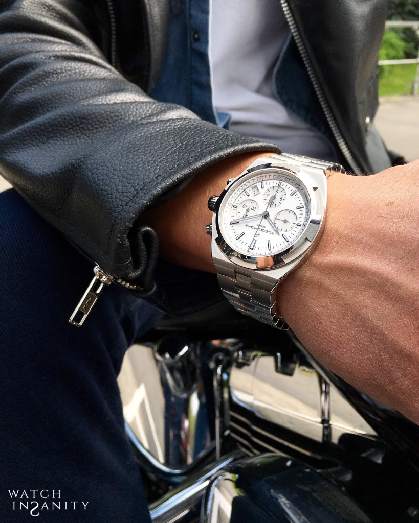 Vacheron Constantin - Overseas Chronograph - Watch Insanity 03