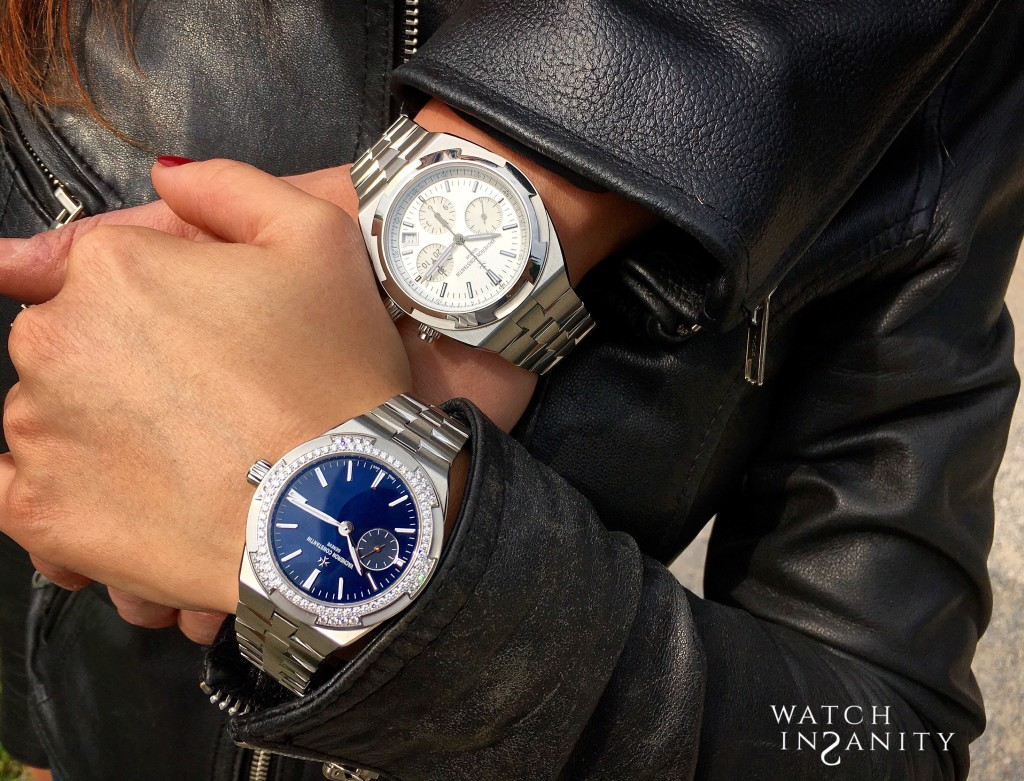 Vacheron Constantin - Overseas Chronograph - Watch Insanity 04