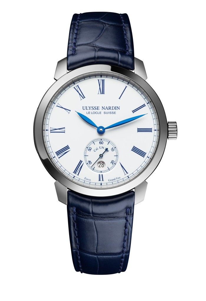 Ulysse Nardin - 170th Anniversary Limited Edition Classico Manufacture - Watch Insanity 03