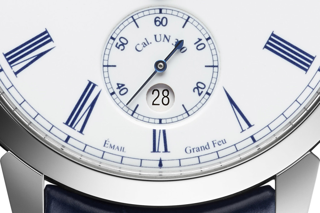 Ulysse Nardin - 170th Anniversary Limited Edition Classico Manufacture - Watch Insanity 04