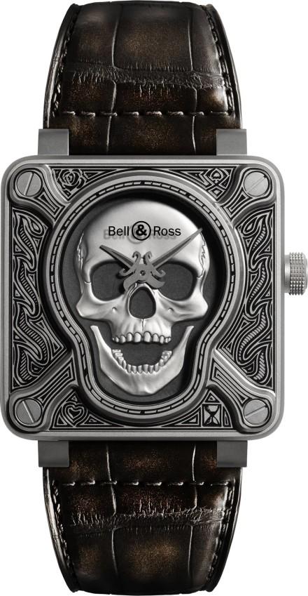 Bell&Ross: BR 01 Burning Skull