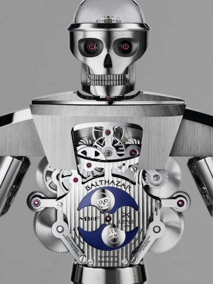 L'Epee by MB&F: Balthazar