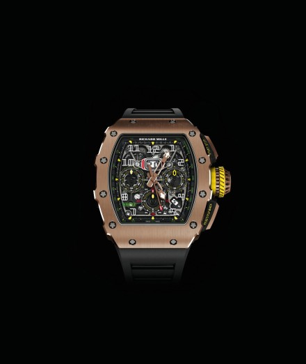Richard Mille: RM 11-03 Automatic Flyback Chronograph