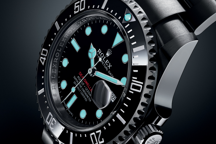 rolex sea dweller 50th anniversay. Black Bedroom Furniture Sets. Home Design Ideas