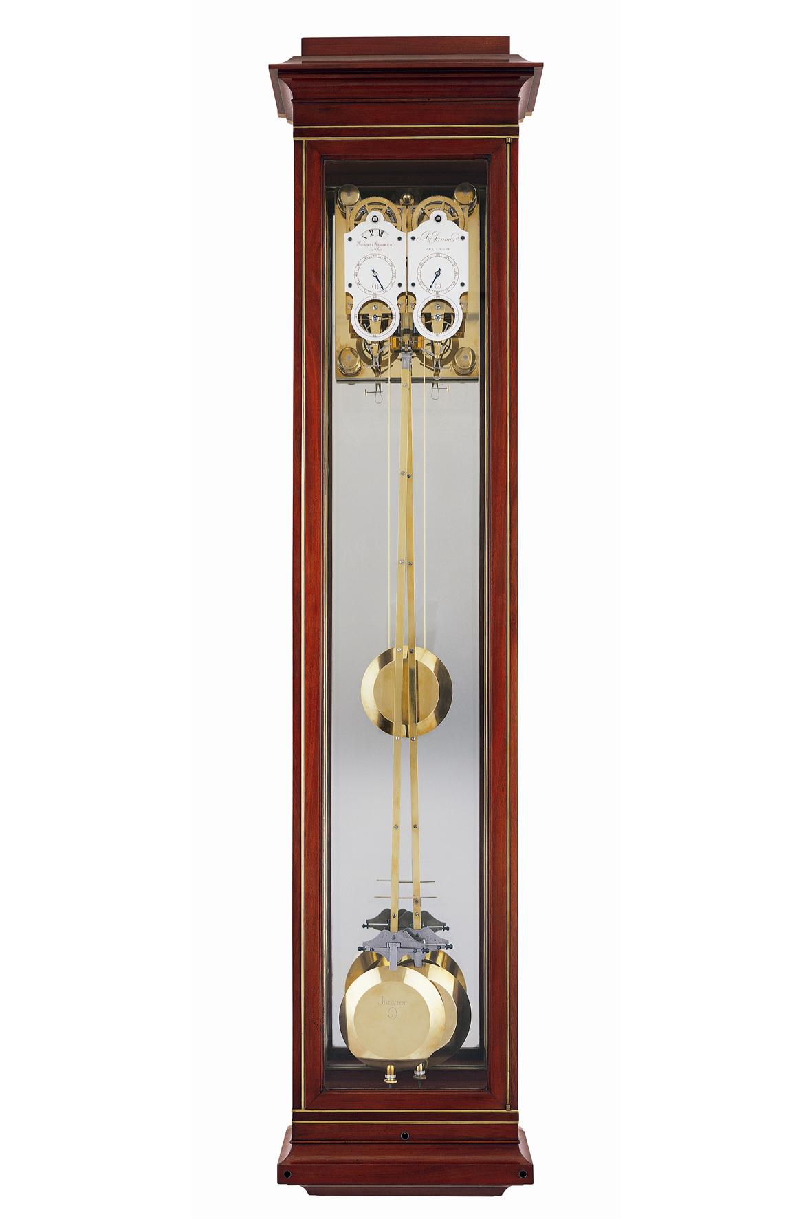 Chronomètre à Résonance