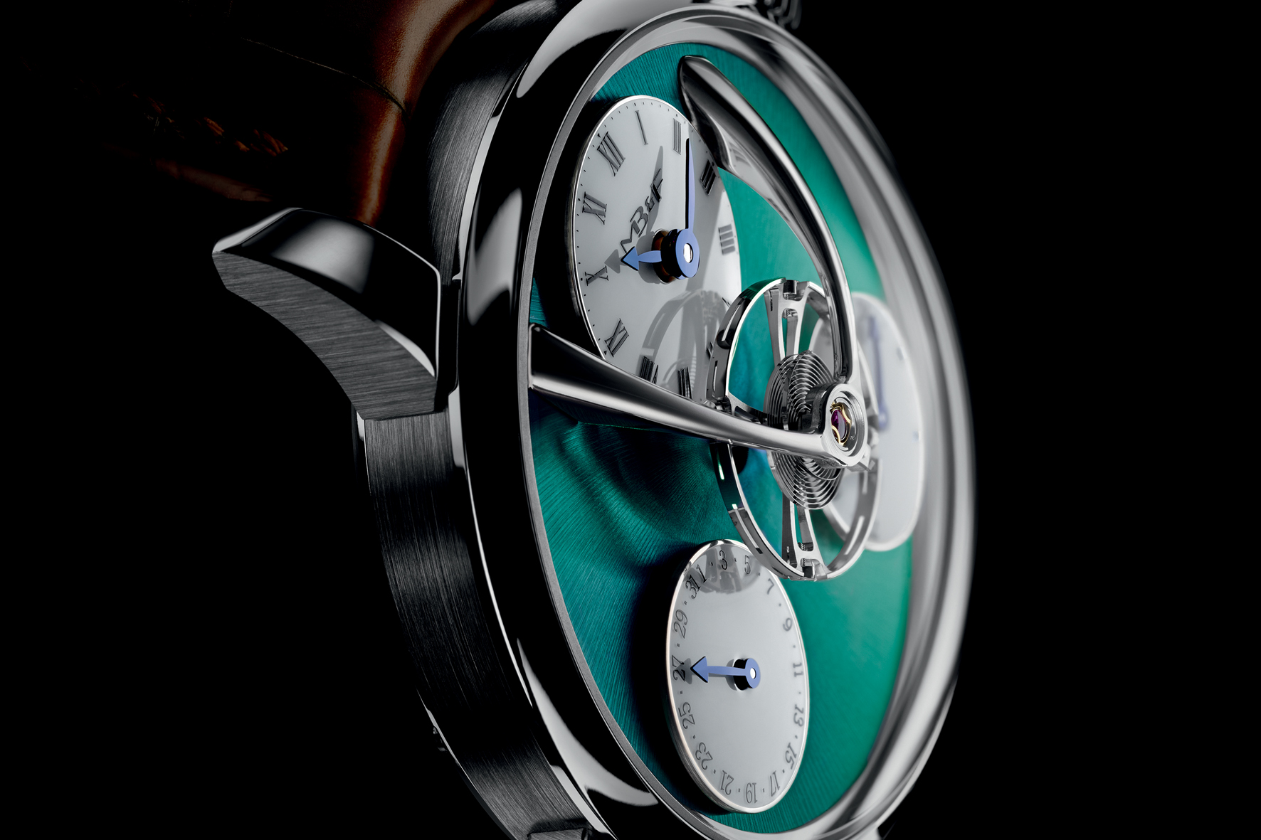 Split Escapement