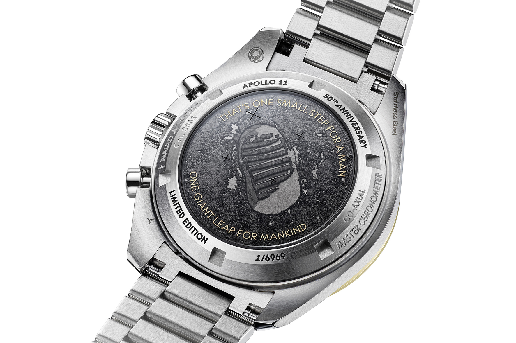 Speedmaster Apollo 11 50th Anniversary
