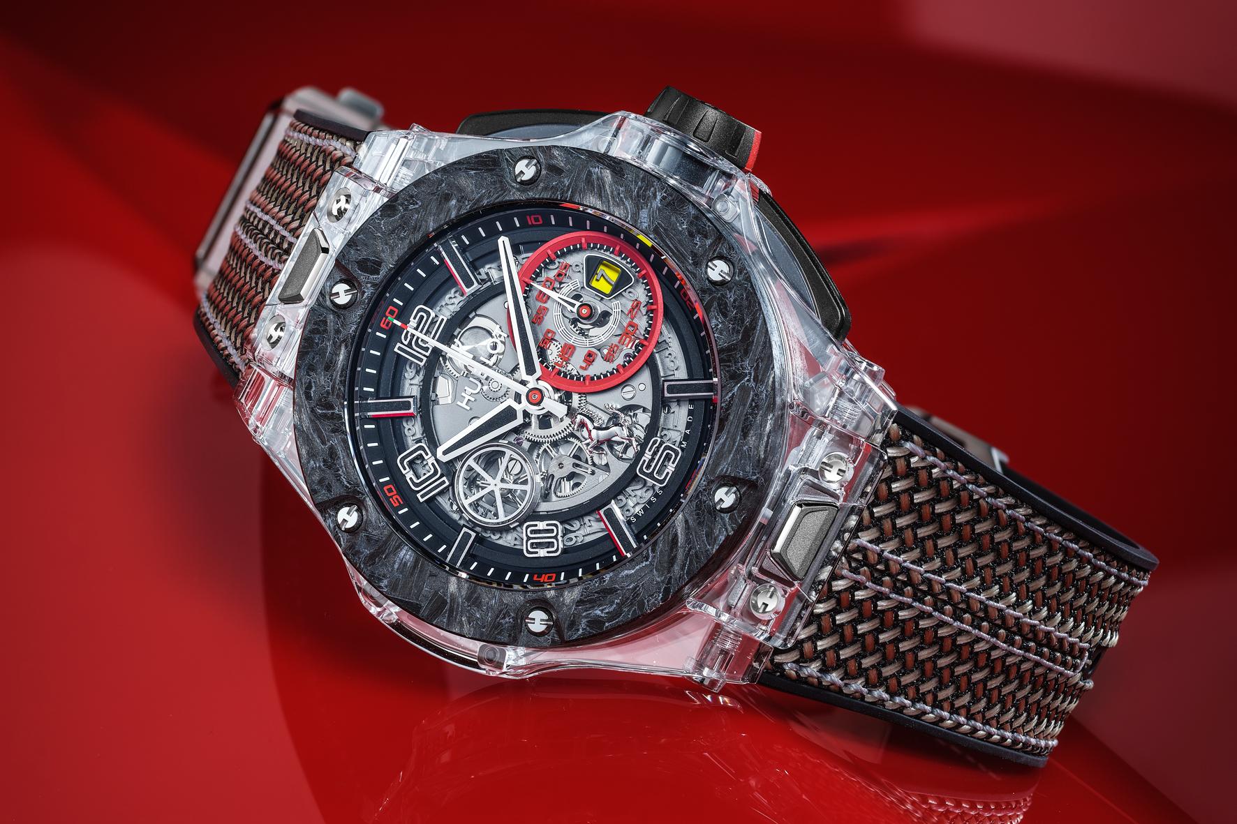 Big Bang Scuderia Ferrari
