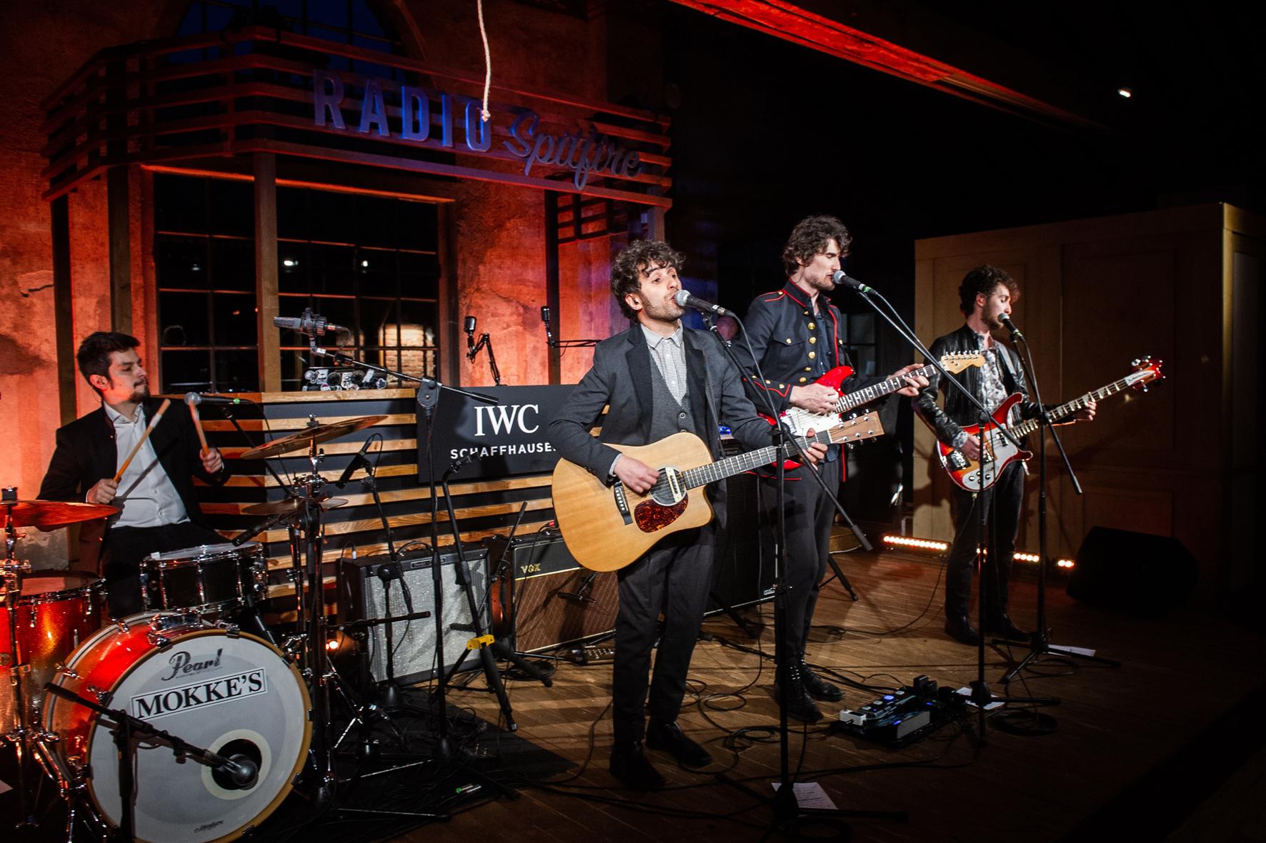 IWC Spitfire Club