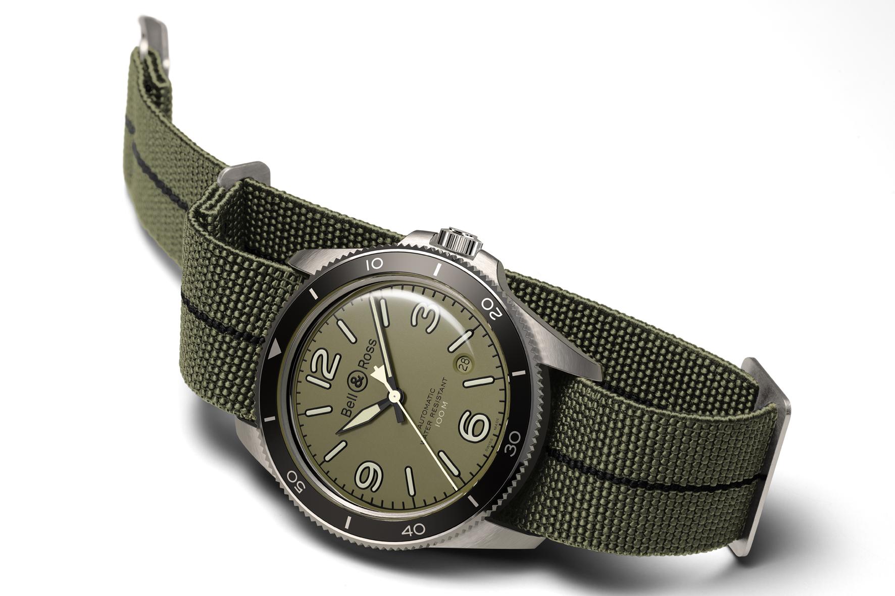 BR V2 92 Military Green