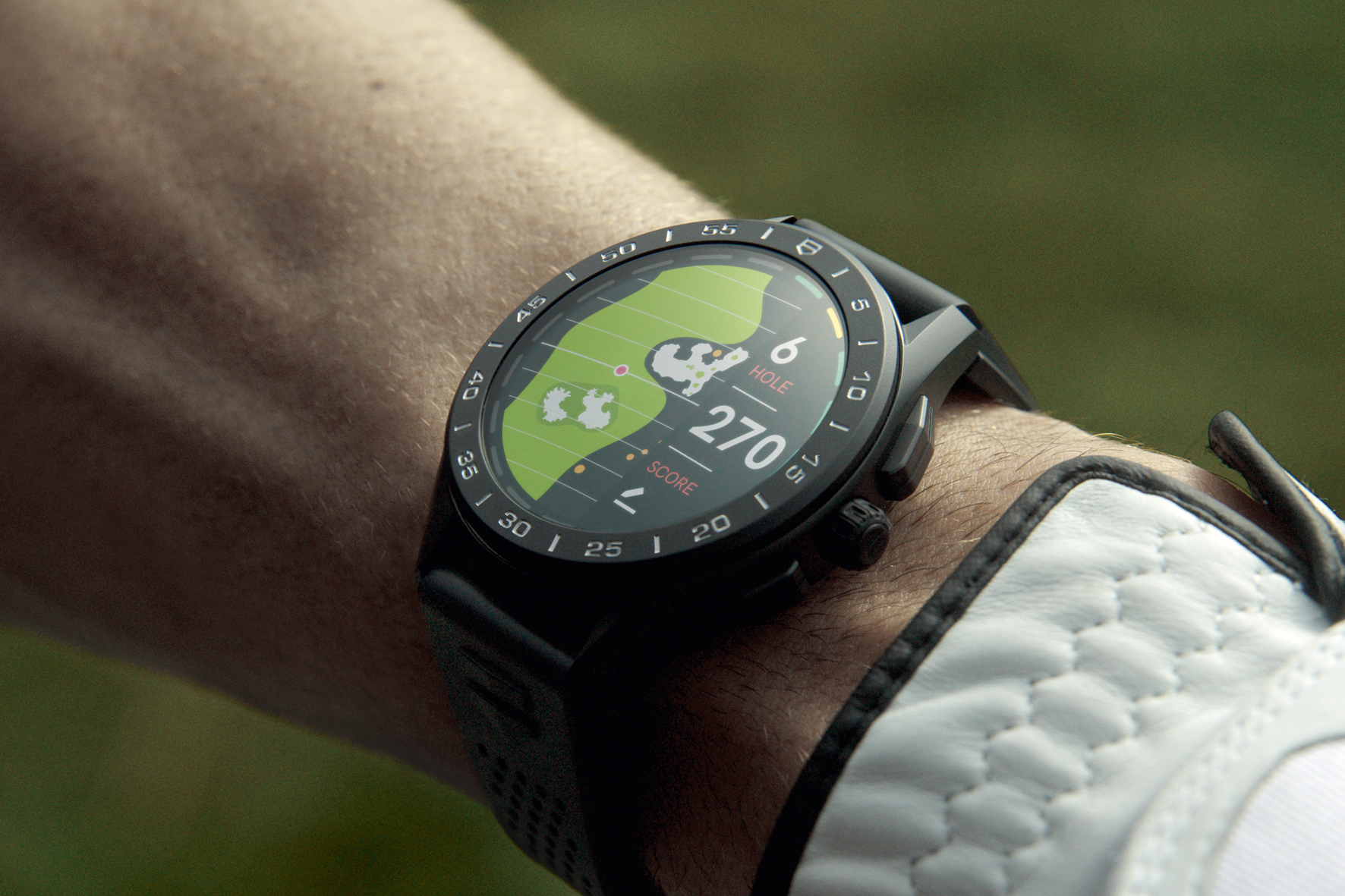 Connected Watch