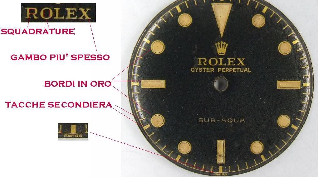 Rolex Sub-Aqua 6204