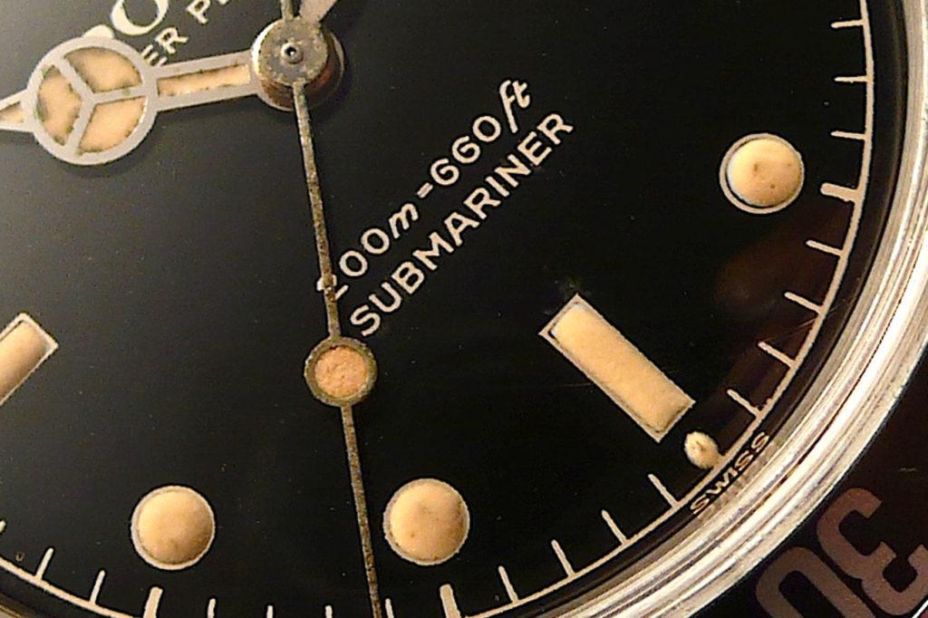 Rolex Submariner 5512