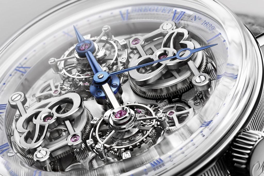 Classique Double Tourbillon Quai de l'Horloge