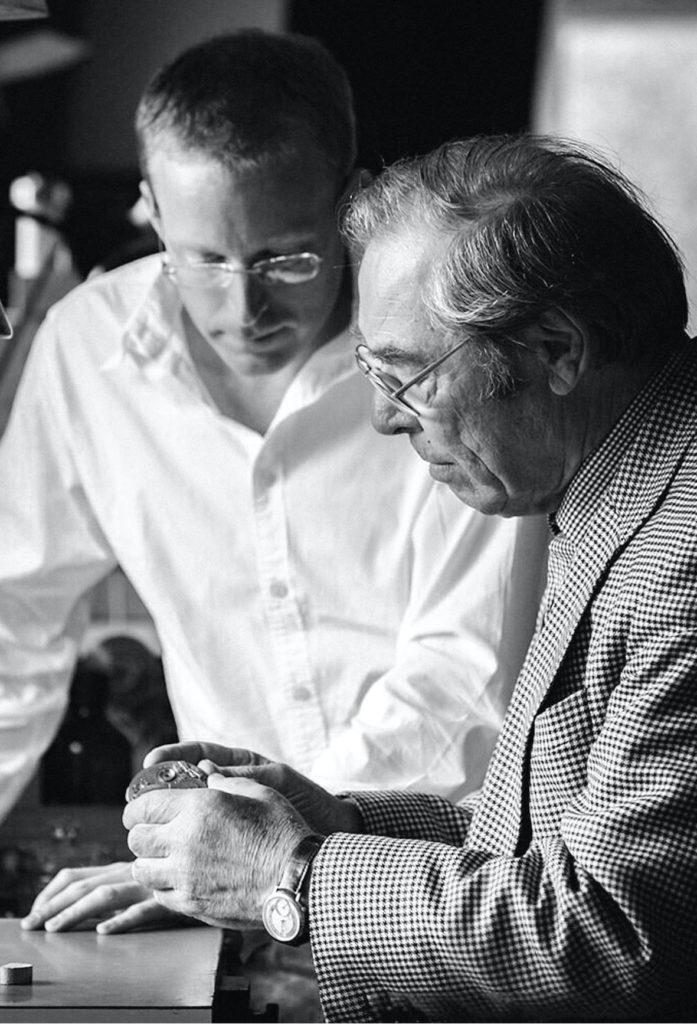 George Daniels & Roger W. Smith