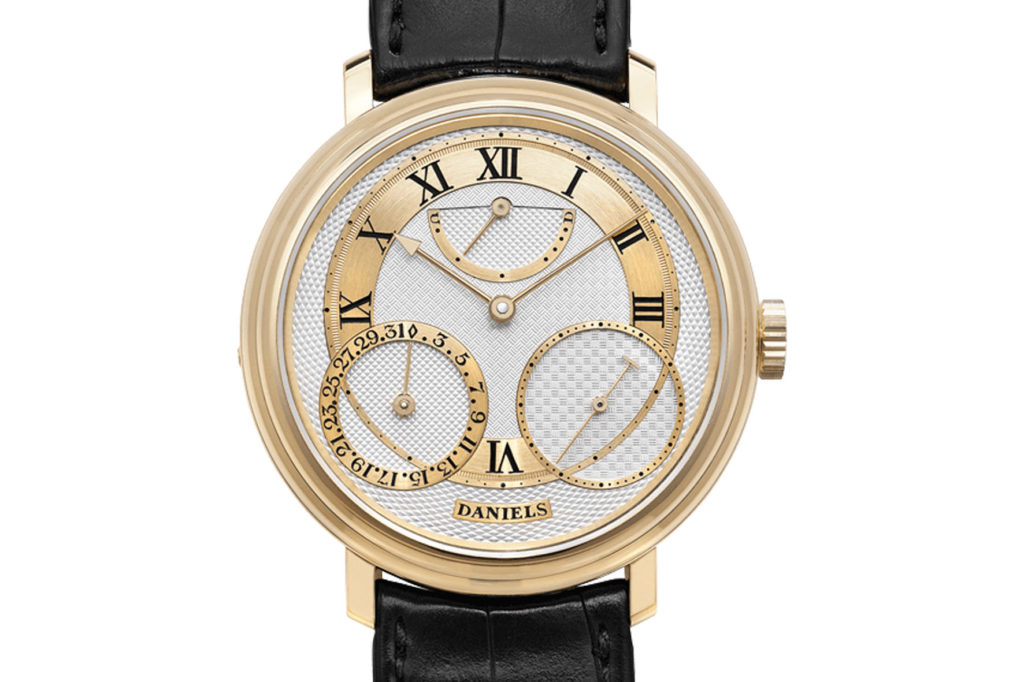 Roger W. Smith Daniels Co-Axial Anniversary