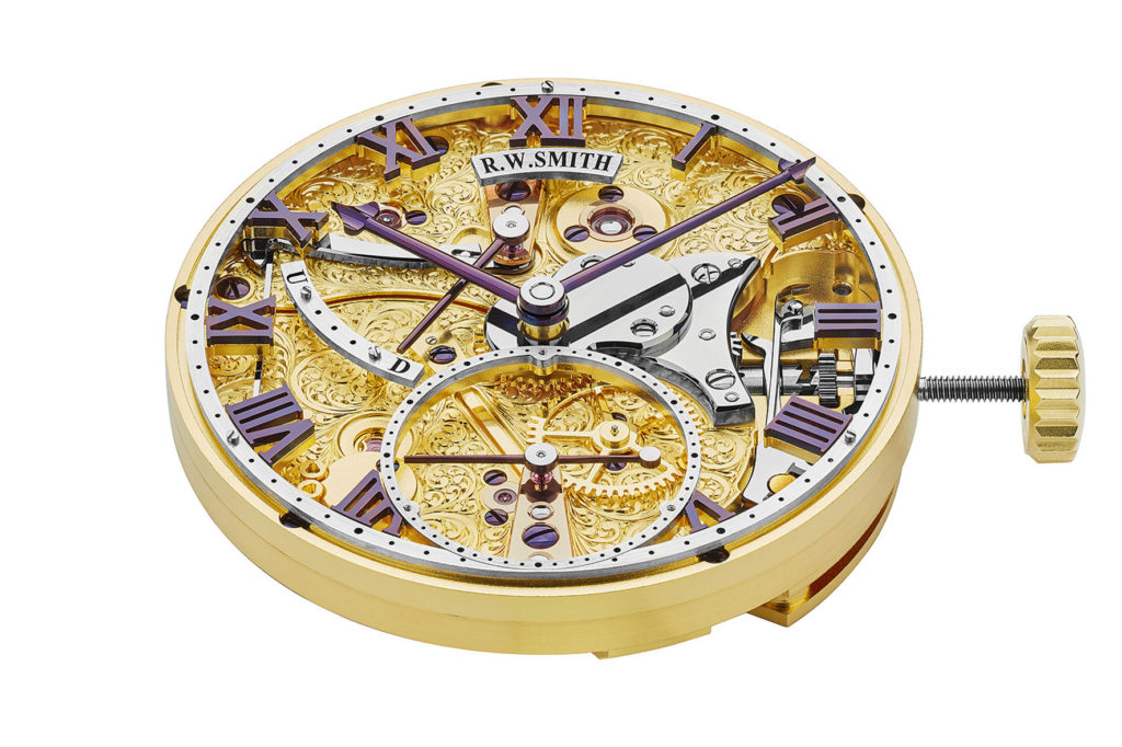 Roger W. Smith Series 5 Open Dial