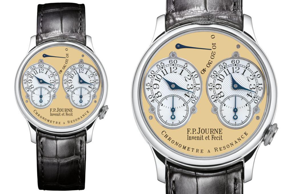 F.P. Journe Chronomètre à Résonance 2001