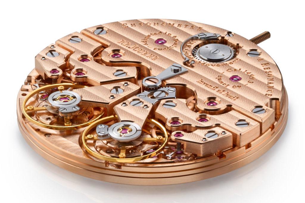 F.P. Journe Chronomètre à Résonance Gold Calibre