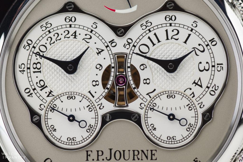 F.P. Journe Chronomètre à Résonance 2020