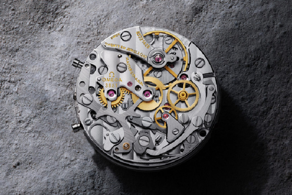 Co-Axial Master Chronometer 3861
