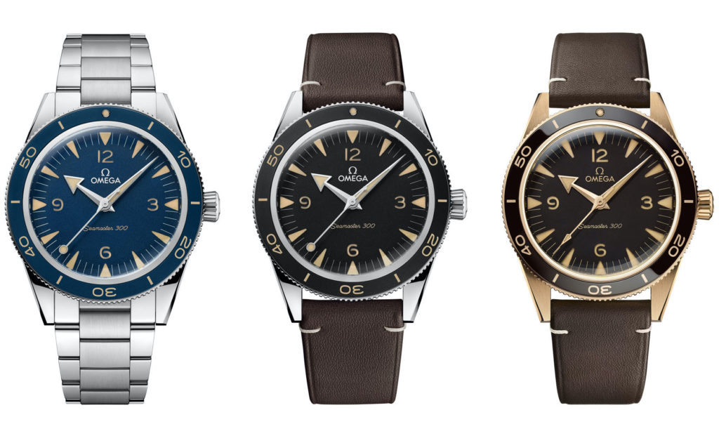Omega Seamaster 300 Collection