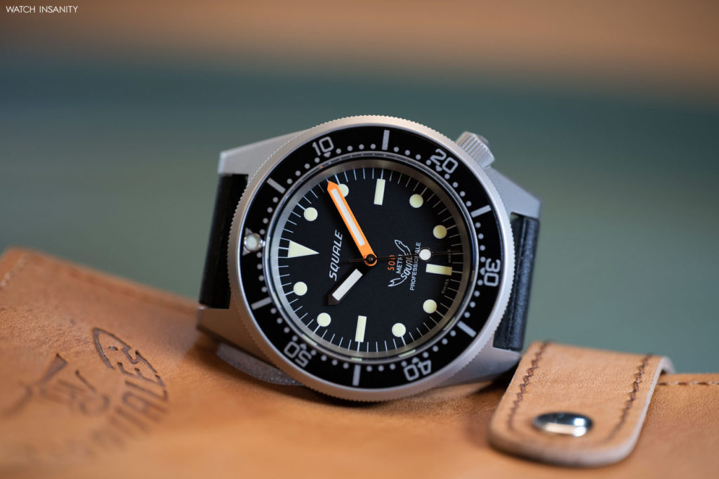Squale 1521 Watch Insanity