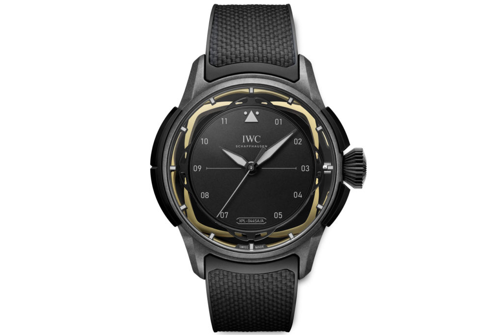 IWC Big Pilot's Watch Shock Absorber XPL