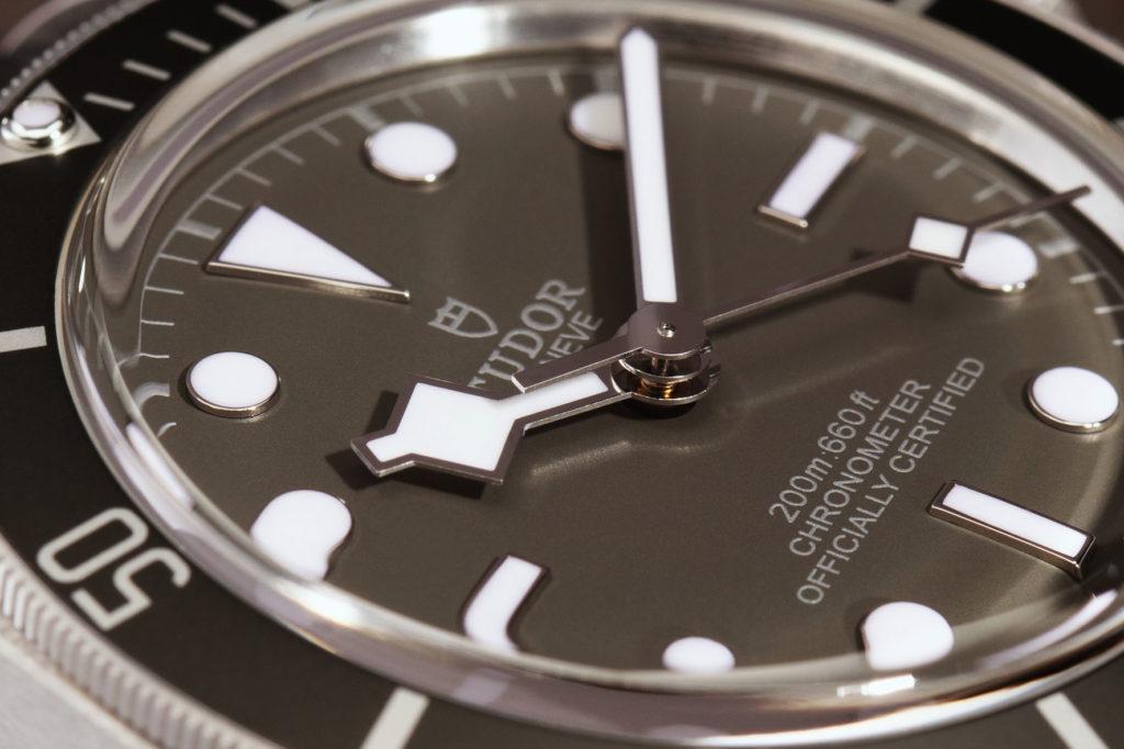 Tudor: Black Bay Fifty-Eight 925 Silver