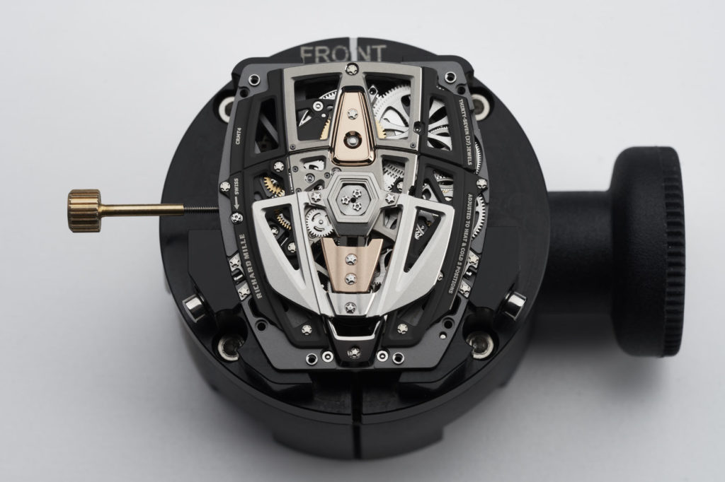 Richard Mille RM 40-01 McLaren Speedtail Automatic Tourbillon