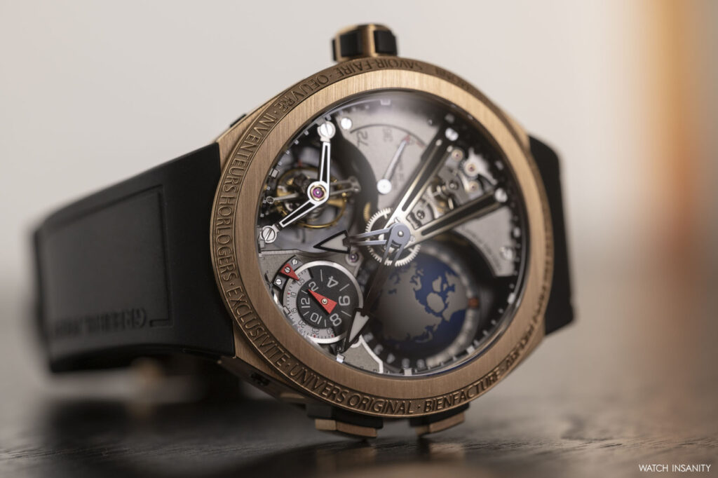 Greubel Forsey GMT Sport 5N Red Gold