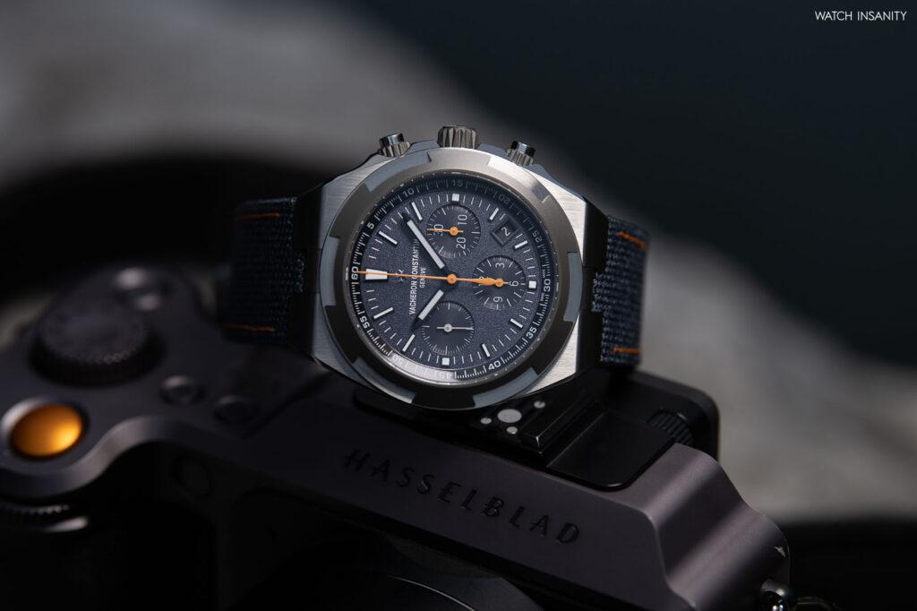 "Vacheron Constantin Overseas Chronograph ""Everest"""